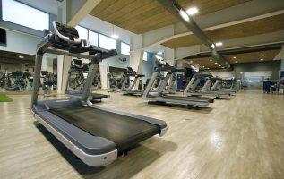 L'ús de la mascareta a la sala de fitness